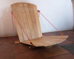 chaise mobile de spectacle